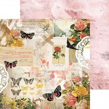 "Scrapbookový papier 12x12"" / Scrap studio / Expressions"
