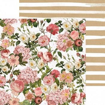 "Scrapbookový papier 12x12"" / Everlasting / Amore"