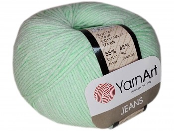 Yarn Jeans (Gina) / 50g / mint 79