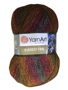Yarn Everest Fine / 200g / 8025