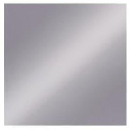 Scrapbookový papier / 12x12 / 200g/m2 / metalický strieborný lesklý