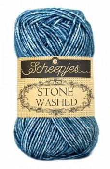 Priadza Stone Washed / 50g / 805 Blue Apatite