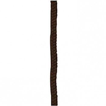 Doll´s plait - artificial hair, medium brown