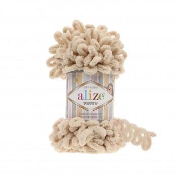 Alize Puffy / 100g / 310 Honey