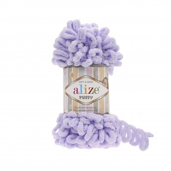Alize Puffy / 100g / 146 Lavender