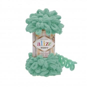 Alize Puffy / 100g / 490 Aqua