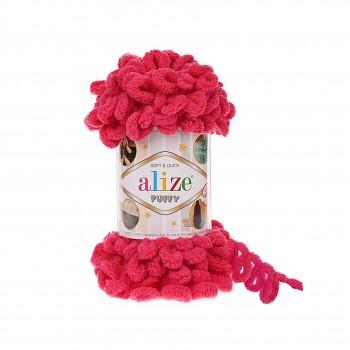 Alize Puffy / 100g / 149 Fuchsia