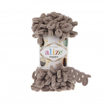 Alize Puffy / 100g / 530 Beige