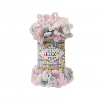 Alize Puffy Color / 100g / 5864