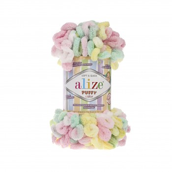 Alize Puffy Color / 100g / 5862