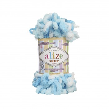 Alize Puffy Color / 100g / 5924