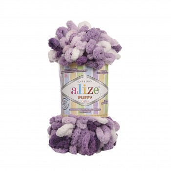 Alize Puffy Color / 100g / 5923