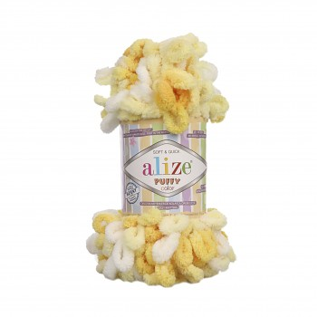 Alize Puffy Color / 100g / 5921