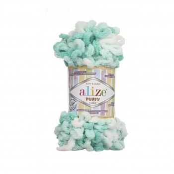 Alize Puffy Color / 100g / 5920