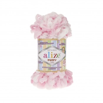 Alize Puffy Color / 100g / 5863