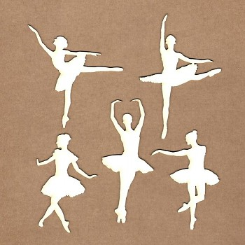 Chipboards - Dancers / 9,5cm / 5ks