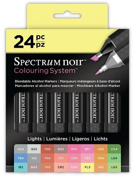 Spectrum Noir /24 set / Lights
