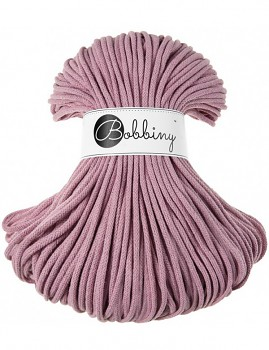 Bobbiny Cotton Cord Premium 5mm / 100m / Dusty pink