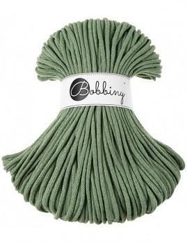Špagát Bobbiny Premium 5mm / 100m / Eucalyptus green