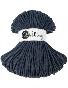 Bobbiny Cotton Cord Premium 5mm / 100m / Jeans