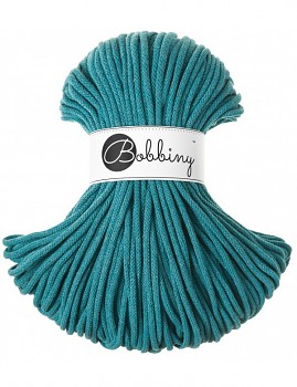 Bobbiny Cotton Cord Premium 5mm / 100m / Teal
