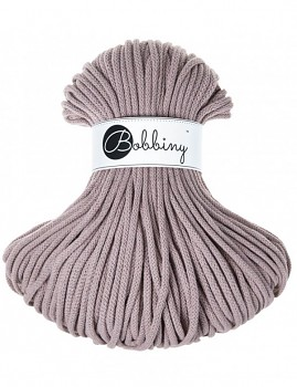 Bobbiny Cotton Cord Premium 5mm / 100m / Pearl