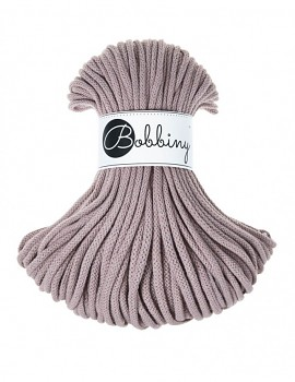 Bobbiny Cotton Cord Premium 5mm / 50m / Pearl