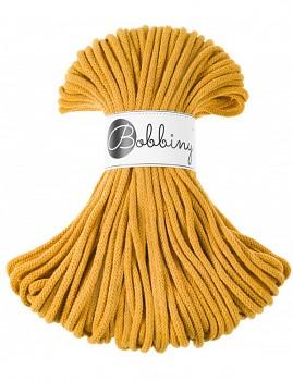 Špagát Bobbiny Premium 5mm / 50m / Mustard