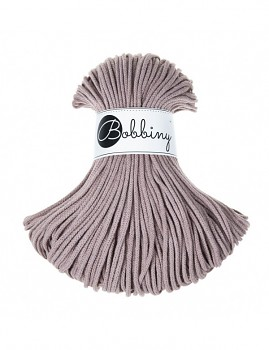 Bobbiny Cotton Cord Junior 3mm / 100m / Pearl