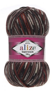 Yarn Superwash 100 / 100g / 6766