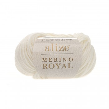 Yarn Merino Royal / 50g / Cream 62