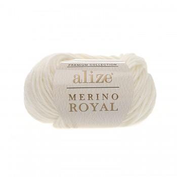 Merino Royal / 50g / Cream 62