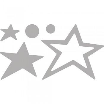 Vyrezávacie šablóny / Stars&Circles