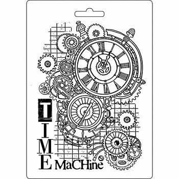 Forma - textura A5 - Time Machine