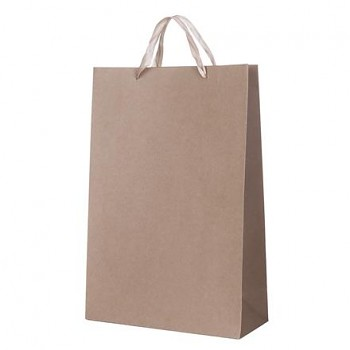 Gift Bag - Kraft / 27x35x11cm