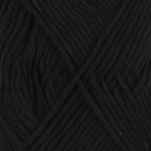 DROPS Cotton Light / 50g - 105m / 20 black
