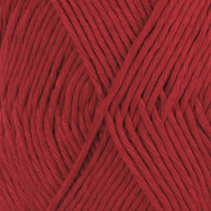 DROPS Cotton Light / 50g - 105m / 17 dark red