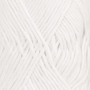 DROPS Cotton Light / 50g - 105m / 02 white