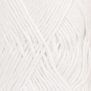 DROPS Cotton Light / 50g - 105m / 02 white