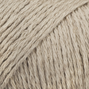 DROPS Bomull-lin / 50g - 85m / 11 beige