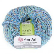 Yarn Jeans (Gina) Tropical / 50g / 614