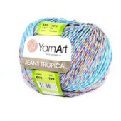 Yarn Jeans (Gina) Tropical / 50g / 618