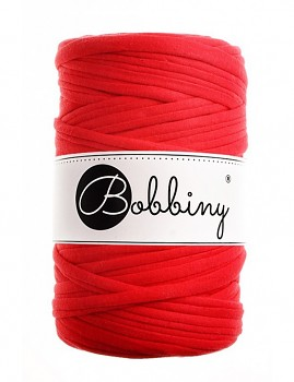 Bobbiny T-shirt Yarn / 60m / Red