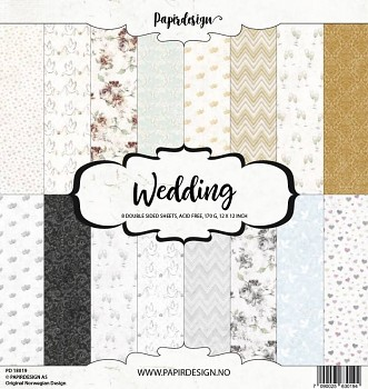 Wedding 12x12 / Paper Pack