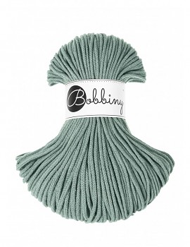 Bobbiny Cotton Cord Junior 3mm / 100m / Laurel