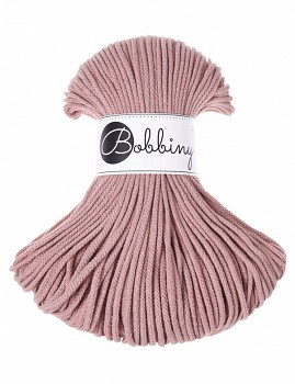 Bobbiny Cotton Cord Junior 3mm / 100m / Blush