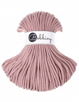 Špagát Bobbiny Premium 5mm / 100m / Baby Pink