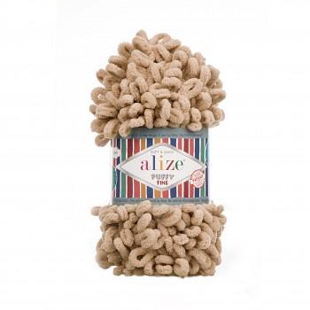 Alize Puffy Fine / 100g / 415 Desert Sand