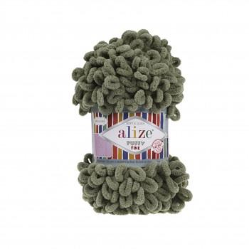 Alize Puffy Fine / 100g / 3 Khaki