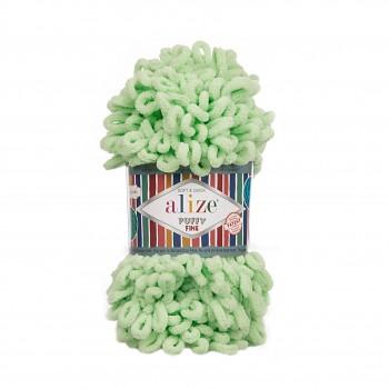 Alize Puffy Fine / 100g / 516 Green